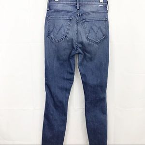 Mother Jeans The Vamp Fray Style Ankle Raw Hem
